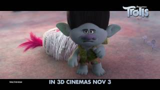 DreamWorks' Trolls ['Let's DoThis' Movie Clip in HD (1080p)]