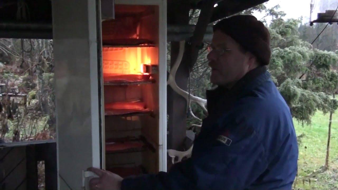 Kylmäsavustus Jääkaappi