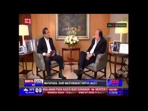 CEO TALKS BERITA SATU, SRI DATO TAHIR