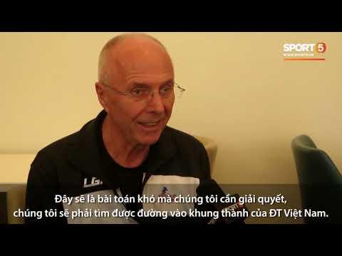 HLV Philippines không biết Park Hang-seo là ai | AFF Cup 201