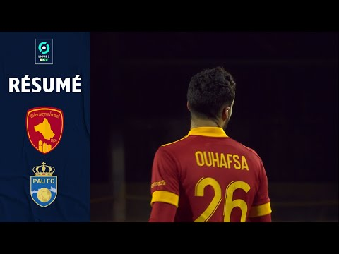Rodez Pau Goals And Highlights