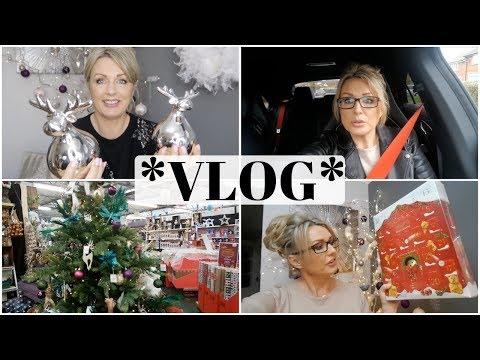 *MONDAY VLOG* – More Christmas Shopping