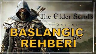 ElderScrollsOnline: Başlangıç Rehberi 2019 [ESO/PC/PS4/XBOX]