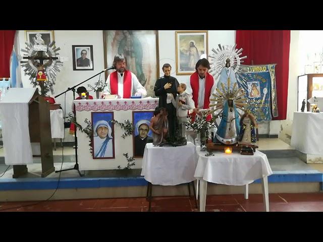 Misa Domingo de Ramos  -Padre Pepe  5 de Abril del 2002