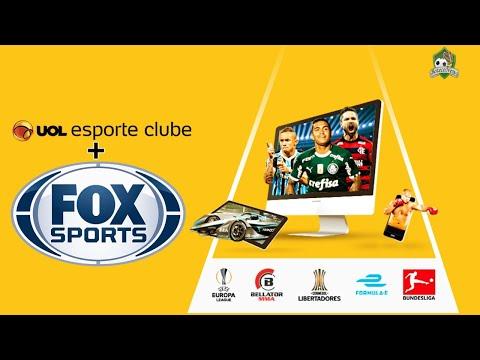 UOL Esporte Clube adiciona Fox Sports no seu catálogo