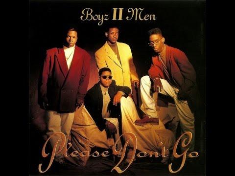 Boyz II Men - Please Don't Go (LP Version) [HQ]