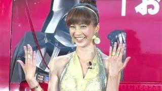 タレントの安田美沙子さんやお笑いトリオ「ロバート」が6月30日、東京都...