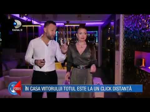 "Nicusor Stan la ""Casa de Vedeta"", Stirile Kanal D"