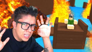 THE BOAT EXPLODED! -ROBLOX