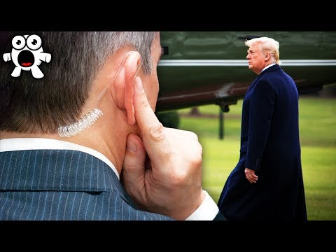 Top 10 Secrets The Secret Service Doesn't Want You To Know