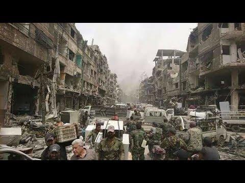 بعد الأسواق الطائفية..رجال أعمال الأسد وضباطه يتقاسمون المدن المدمرة  - 12:53-2019 / 3 / 22
