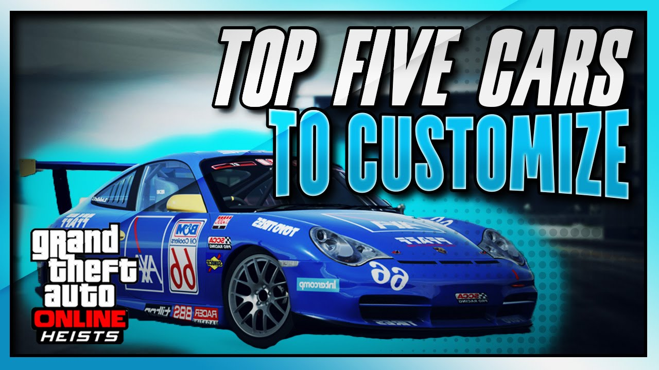 Gta5 online gta 5 best cars to customize in los santos customs gta 5 tips and tricks after 1 32 youtube