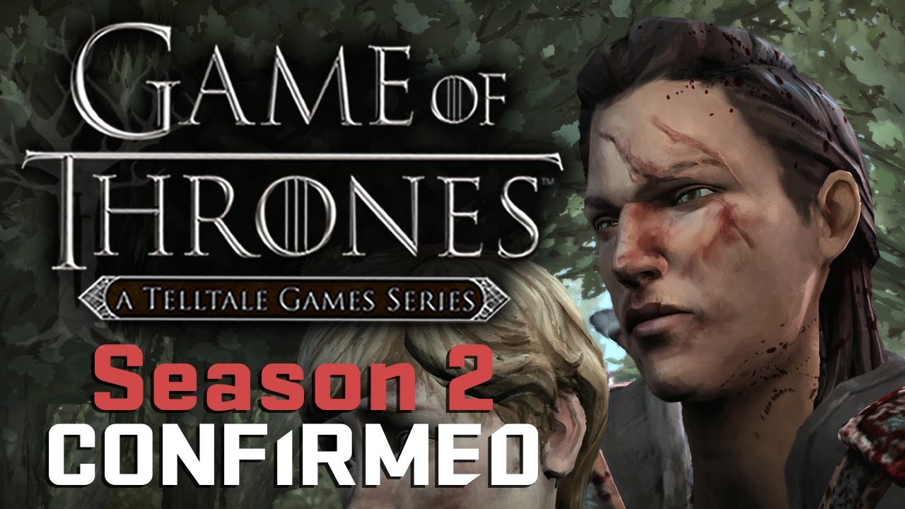 Telltale's Game of Thrones Season 2 Officially Confirmed - YouTube
