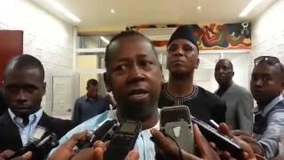 Première interview Diallo Sadakadji à l