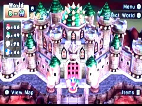 Super Mario 3 Bowsers Castle Map | JustHere tk - Hot Popular Items