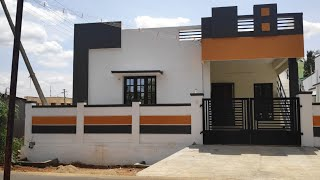 House for sale 2BHK Individual Home / New Home 980Sqft
