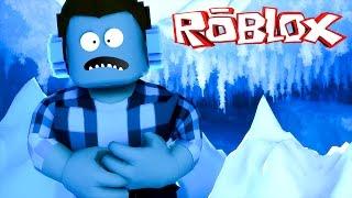 Roblox - FUI CONGELADO !! ( Roblox Freeze Tag)