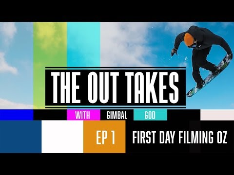 THE OUT TAKES | EP 1 - FIRST DAY FILMING OZ