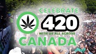 4/20 Canada 2017