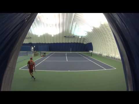 Simon Stoula - Tennis Recruitment Video - Fall 2017