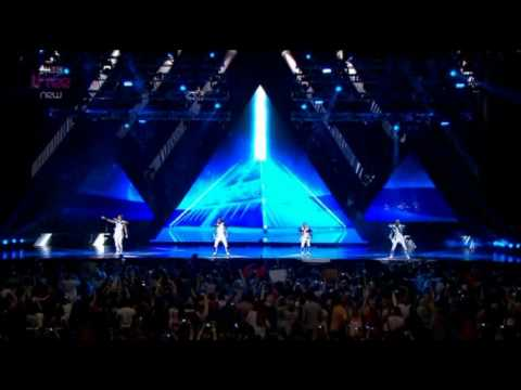 JLS - The Club Is Alive (JLS Sing for Sport Relief)