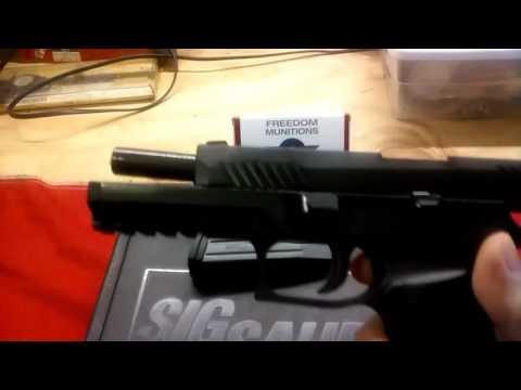 US Army's New Gun The Sig P320