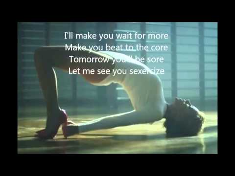 Sexercize by Kylie Minogue with Lyrics!
