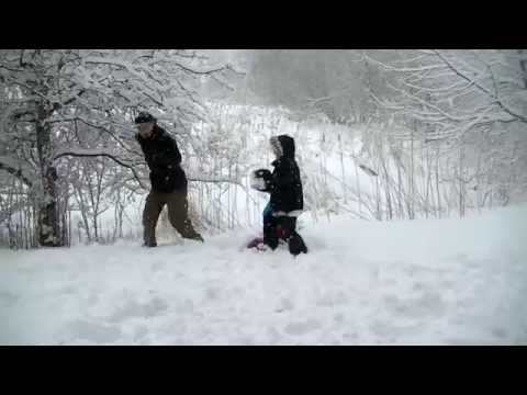 Massive Spring Snow Storm WHATS GOING ON ! Mid-April Snow Storm Minnesota 2014