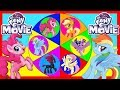 My Little Pony The Movie MLP Game - Equestria Girls, Pinkie Pie, Twilight Sparkle, LOL Surprise