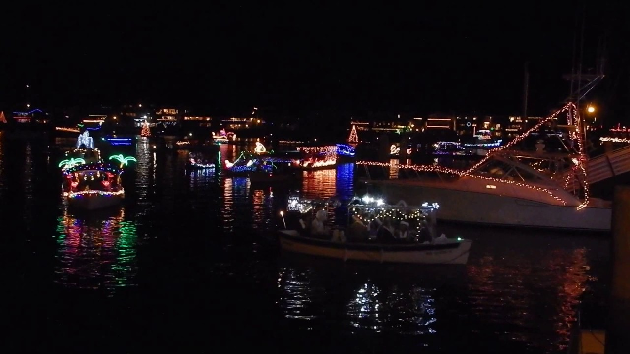 Naples Long Beach Christmas Lights 2018.Naples Boat Parade 2019 In California Dates Map