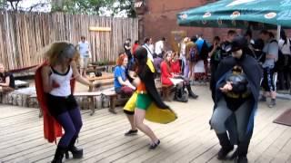 Best Dance Танцую Batman Robin Thor Club Music