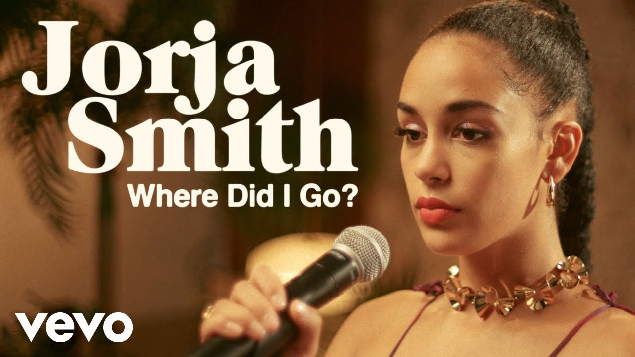 Jorja Smith - Where Did I Go? (Live) | Vevo UK LIFT