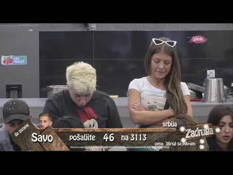 Zadruga 2 - Matora otkrila mračne tajne Dragane Mitar - 05.11.2018.