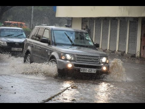 Mombasa County at a standstill