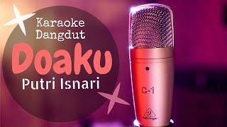 Karaoke dangdut DOAKU - Putri D Academy