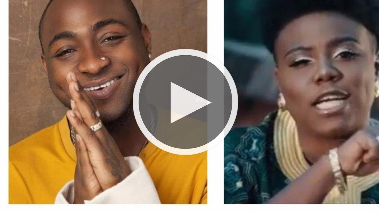 Teni Entertainer reveals she wrote Davido's latest song Like Dat, Wizkid's fans want her to
