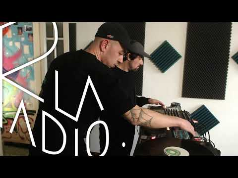 La Radio Live #124 Adri & Frenzi