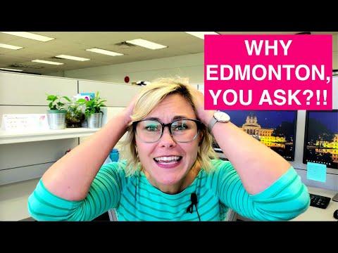 Why Did I Choose To Move To Edmonton? #edmonton #yeg #yasvoi