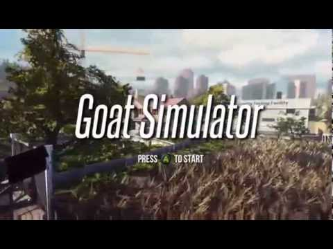 how to get all goats in goat simulator xbox one