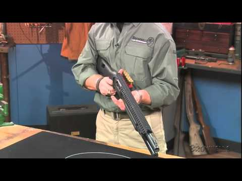 Brownells - Remington 870 Saddle Mount Sureshell Carrier w