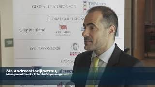 2018 8th Annual Operational Excellence in Shipping - Andreas Hadjipetrou Interview