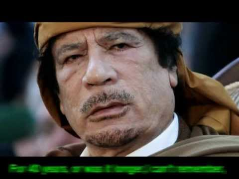 "Muammar Gaddafi ""Recollections Of My Life"". ZVEROFORMA ""Where The Desert Ends""."