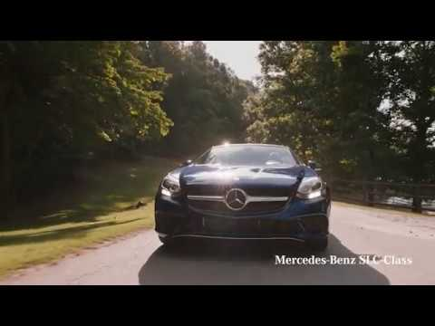 Mercedes-Benz SLC-Class Overview