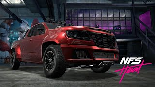 NFS Heat Studio - Chevrolet Colorado ZR2 Customization