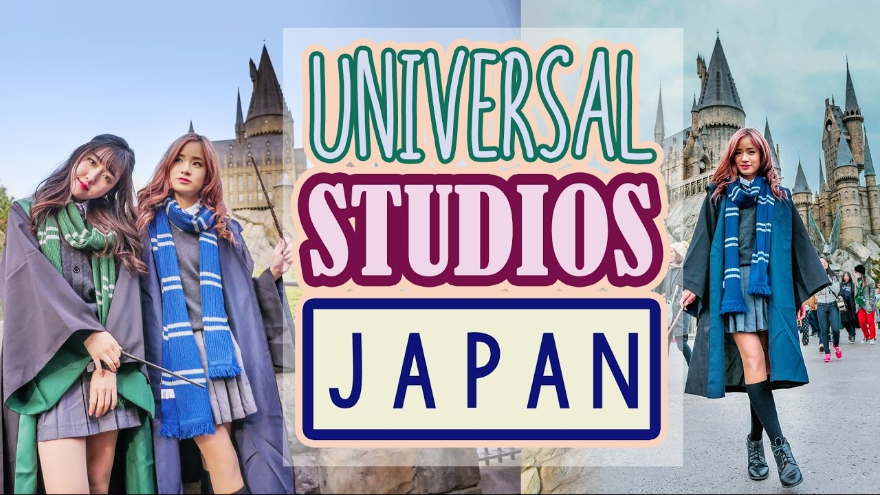 USJ: Universal Studios JAPAN | Harry Potter ユニバーサルスタジオ