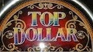 Top Dollar Slot Machine-quarters-3 bonuses at Aria