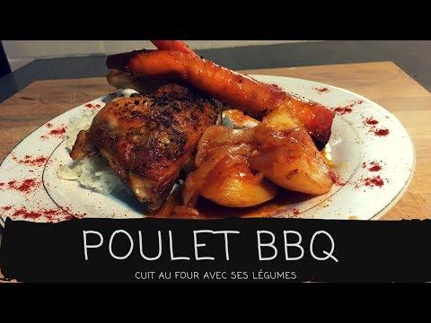 poulet-bbq-rôti-au-four