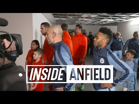 Inside Anfield: Liverpool 1-0 Man City | TUNNEL CAM | Stranger Things star ELEVEN at Anfield