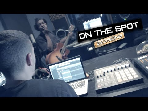 Smoke DZA Producer Makes A Beat ON THE SPOT - F.A.M. Music's Matt MLB ft Jalib