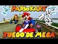 Juego de Mesa de Mario Kart, c�mo se hace